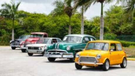 The greatest collectors of cars