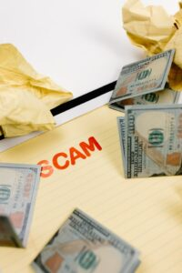 avoid being scammed when selling your junk car